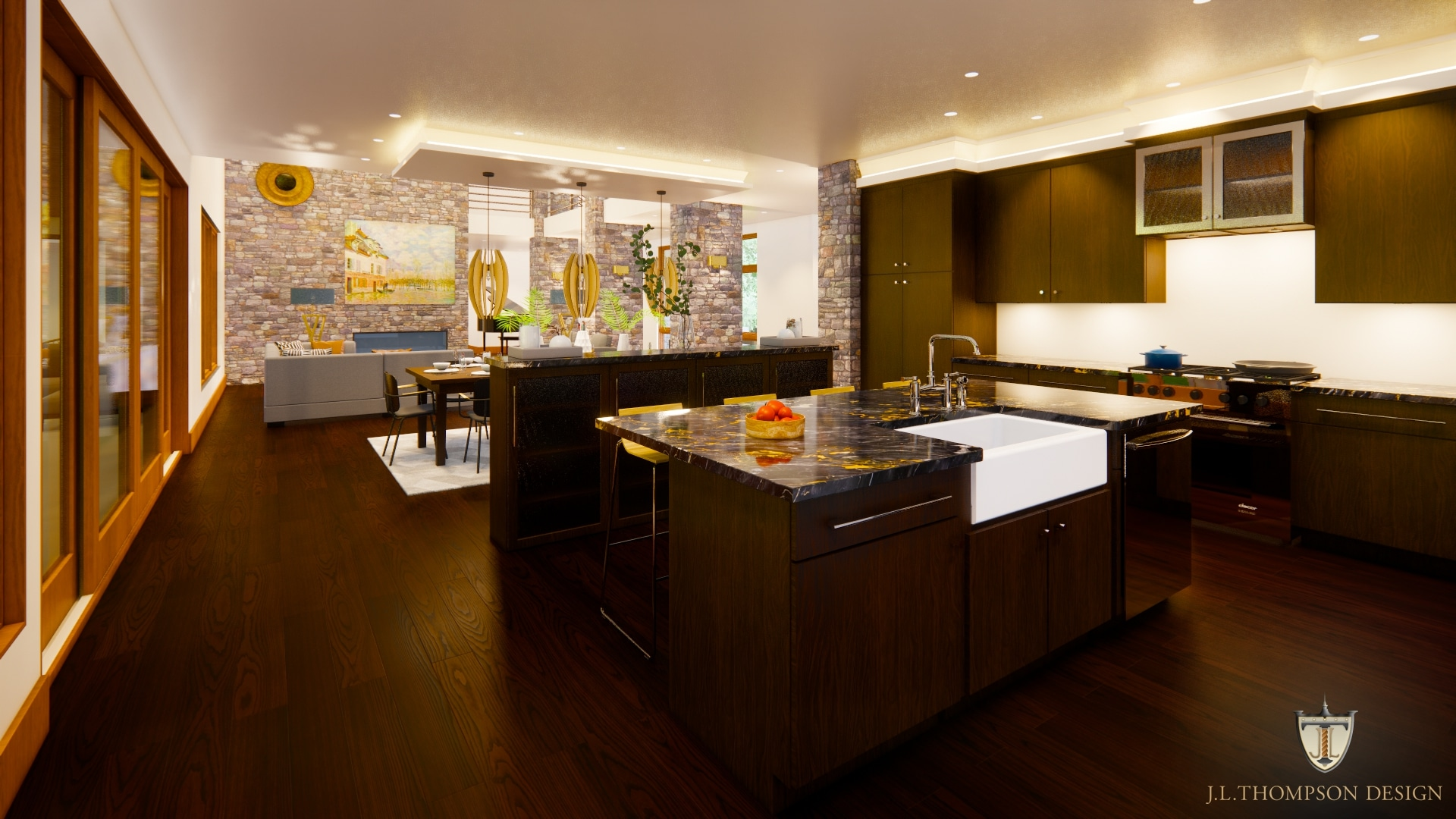 Kitchen-to-Great-Room-3D-view-1