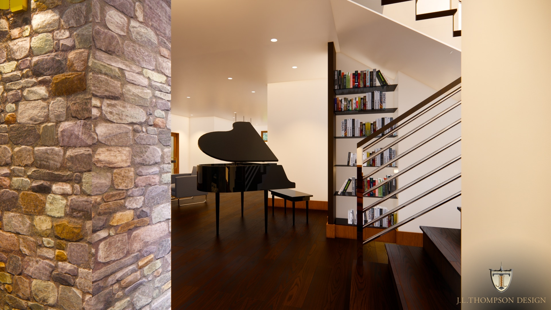 Piano-Staircase-3D-view-1
